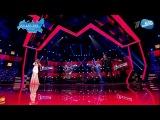 Маргарита Позоян и Дима Билан - Памяти Карузо. 'Всем миром' (Первый HD, 29.09.2013)