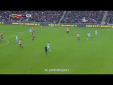 Сандерленд 1:4 Манчестер Сити | Английская Премьер Лига 2014/15 | 14-й тур  | Обзор матча