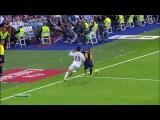 Футбол.Испания - Примера. 9-й тур.Реал Мадрид - Барселона 3:1 61' Карим Бензема