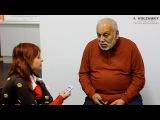 Светлана Антипова. Интервью с Бедросом Киркоровым на Космофест 2014