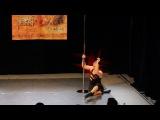 Карельский танцор на каблуках стал одним из лучших в России