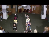 Танцы. Младшая студия. Зимний лагерь Адаин ло 2015